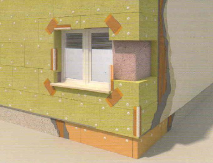 Energetska obnova zgrade i korišteni materijali